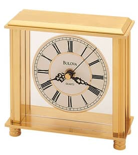 Bulova Tabletop Clocks Cheryl Table Clock