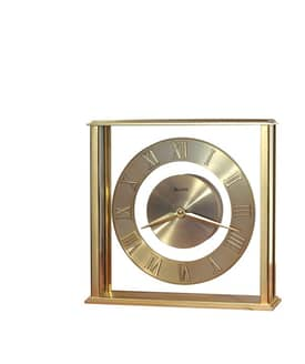 Bulova Tabletop Clocks Concept Table Clock