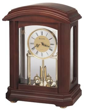 Bulova Mantel Clocks Nordale Mantel Clock
