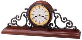 Bulova Mantel Chimes Strathburn Chiming Mantel Clock