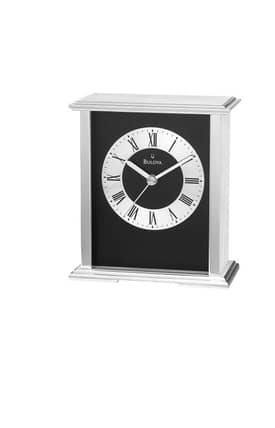 Bulova Tabletop Clocks Carriage Baron Table Clock