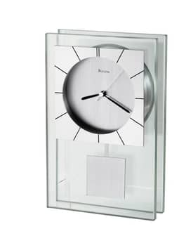 Bulova Tabletop Clocks Insight Table lock