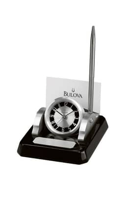 Bulova Tabletop Clocks Consul Table Clock