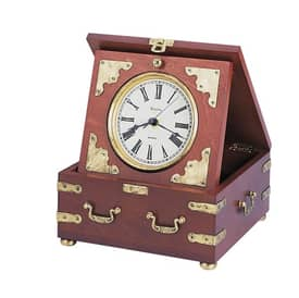 Bulova Tabletop Clocks Edinbridge Table Clock