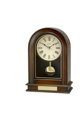 Bulova Tabletop Clocks Hardwick Table Clock