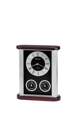 Bulova Tabletop Clocks Belvedere Table Clock