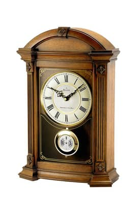 Bulova Tabletop Clocks Allerton Mantel Table Clock