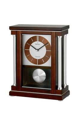 Bulova Tabletop Clocks Thayer Mantel Table Clock