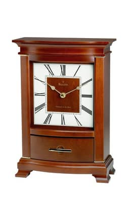 Bulova Tabletop Clocks Tamarand Mantel Table Clock