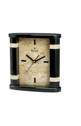 Bulova Tabletop Clocks Cabot Table Clock