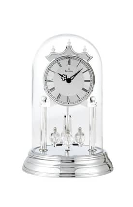 Bulova Tabletop Clocks Tristan II Anniversary Table Clock