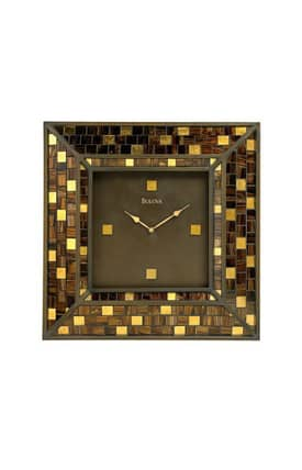 Bulova Wall Clocks Alsace Wall Clock