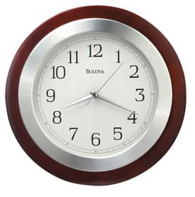 Bulova Decorative Wall Clocks Reedham Wall Clock