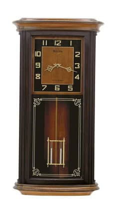 Bulova Wall Clocks Mayfield Wall Clock