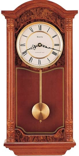 Bulova Decorative Wall Clocks Edenhal Wall Clock