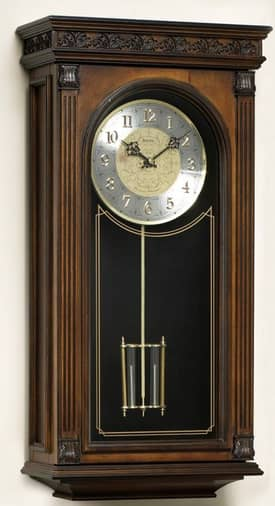 Bulova Decorative Wall Clocks Laurien