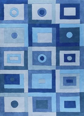 M.A. Trading Geo Shapes Contempo Shapes Rug