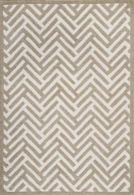 M.A. Trading Geo Shapes Classy Zigzags Rug