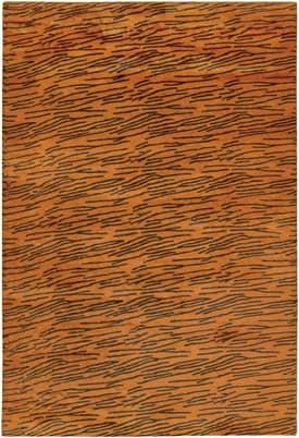Chandra Rugs Strata Zebra Stripes Rug