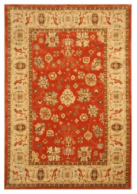 Eastern Oriental Pankaj Burnish Rug