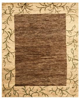 Eastern Oriental Kingdom Alpine Hemp Rug