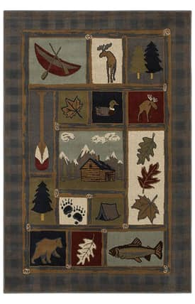 Mohawk Home Stockbridge Outdoorsman Rug
