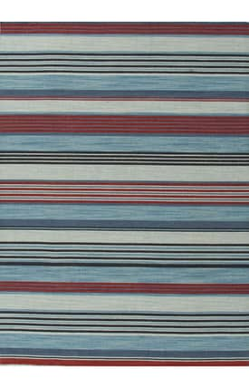 Jaipur Rugs Coastal Living(R) Dhurries CC01 Rug
