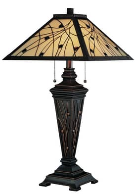Lite Source Inc. Remus Remus C41117 Table Lamp in Dark Bronze Finish Lighting