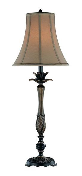 Lite Source Inc. Aveline Aveline C41168 Table Lamp in Dark Bronze Finish Lighting