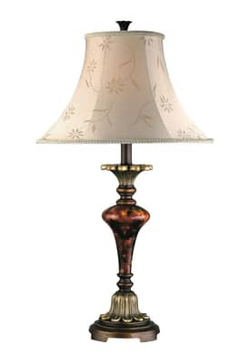 Lite Source Inc. Savoir Faire Savoir Faire Table Lamp in Antique Gold Lighting