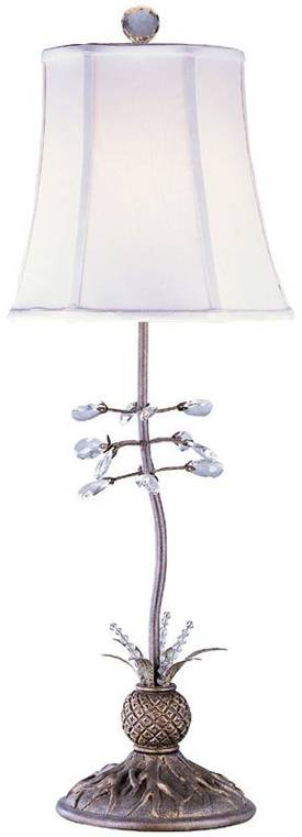Lite Source Inc. Pickering Pickering Table Lamp in Antique Bronze Finish Lighting