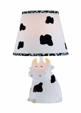 Lite Source Inc. Moo Moo IK-6094 Table Lamp in Ivory Lighting