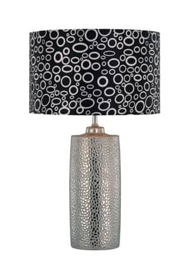 Lite Source Inc. Silvio Silvio LS-21280 Table Lamp in Silver Lighting