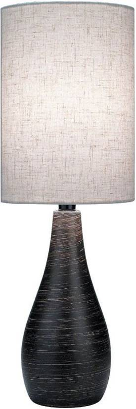 Lite Source Inc. Quatro Quatro Table Lamp with Brushed Dark Bronze Finish Lighting