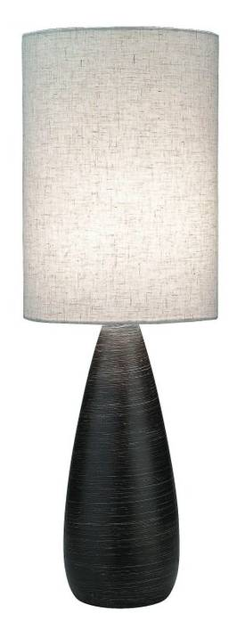 Lite Source Inc. Quatro Quatro LS-2999 Table Lamp in Dark Bronze Finish Lighting