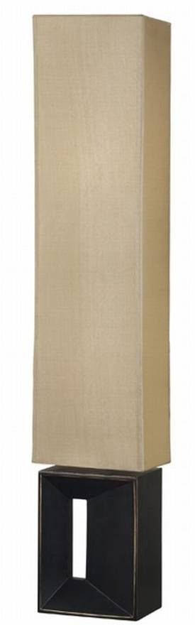 Kenroy Home Niche Niche Floor Lamp in Oil Rubbed Bronze Finish Lighting
