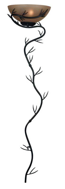 Kenroy Home Twigs Twigs 1 Light Wallchiere in Bronze Finish Lighting