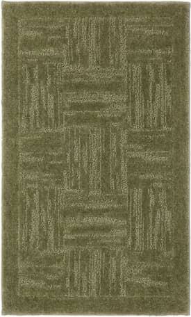 Brumlow Home Tufted Dyed Centerweave Rug