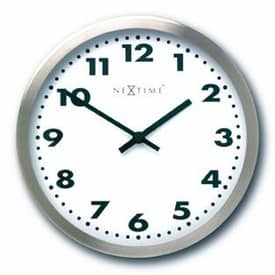 Nextime Simple Times Arabic Wall Clock