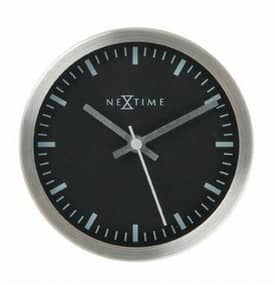 Nextime Simple Times Stripe Wall Clock