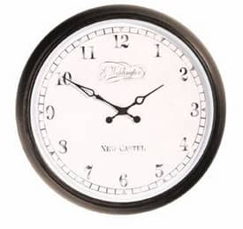 Nextime Back In Time Aaltje Wall Clock