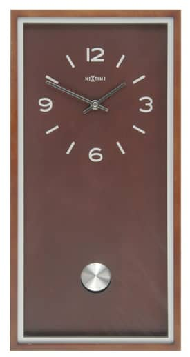 Nextime Classic & Wood Clocks Jona Wall Clock