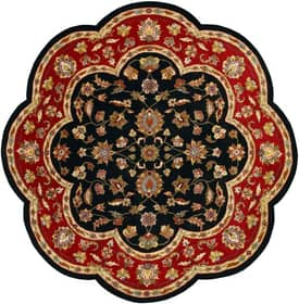 L.R. Resources Inc. Shapes LR10752 Rug