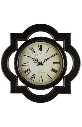 Cooper Classics Wall Clocks Lindsey Wall Clock