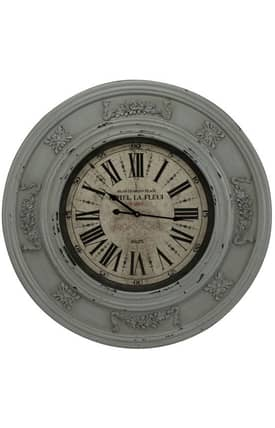 Cooper Classics Wall Clocks Randolph Wall Clock