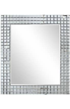 Cooper Classics Frameless Campbell Rectangle Mirror