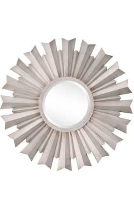 Cooper Classics Dylan Dylan Round Mirror