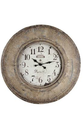 Cooper Classics Wall Clocks Kensington Wall Clock