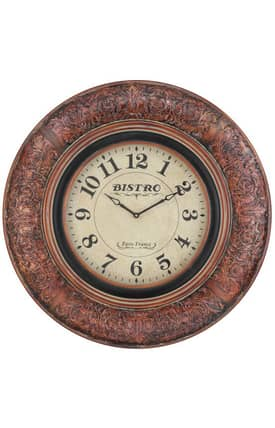 Cooper Classics Wall Clocks Billings Wall Clock