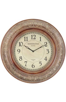 Cooper Classics Wall Clocks Mackenzie Wall Clock